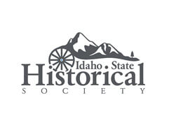 Idaho State Historical Society Logo for Zasio records management case study.